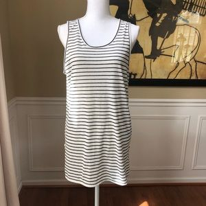 UO Three Feathers Striped Tunic Tank